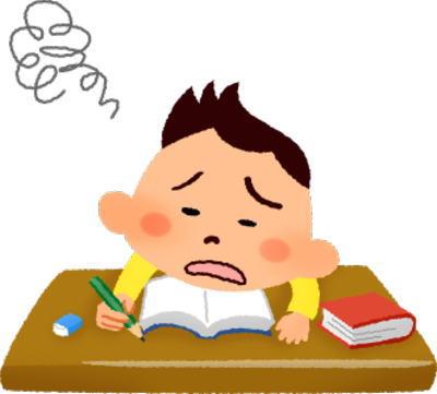 宿題 を やら ない 息子